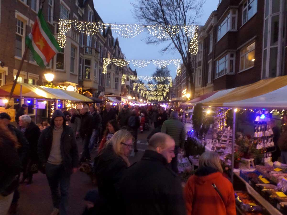 Kerstmarkt Reinkenstraat 2015