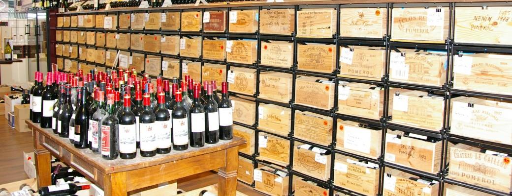 Haags wijnhuis reinkenstraat