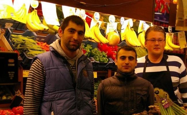 Valeri, groente en fruit